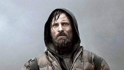Viggo Mortensen dans La Route, de John Hillcoat (2009)