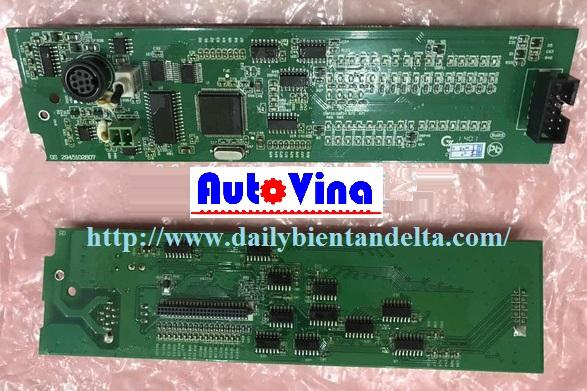 Board chủ CPU dùng cho PLC Delta DVP-ES loại 60 I/0 DVP60ES00R2, DVP60ES00T2