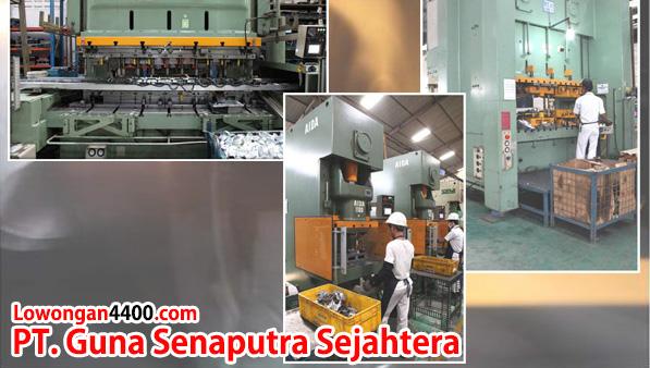 Lowongan Kerja PT. Guna Senaputra Sejahtera (PT.GSS) Plant Bogor