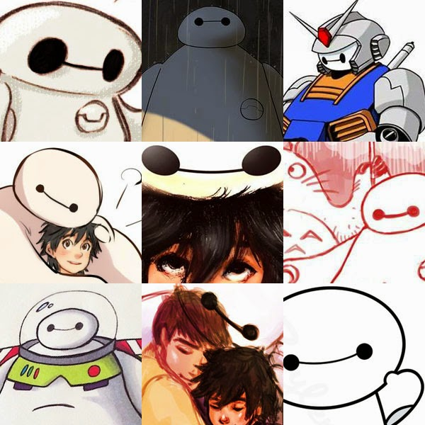 Fan Art For Big Hero 6