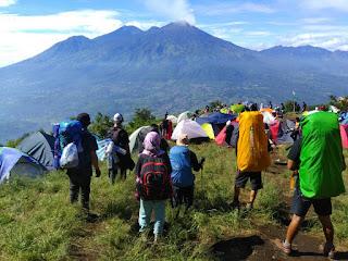 Pendakian Gunung Penanggungan Via Tamiajeng Trawas