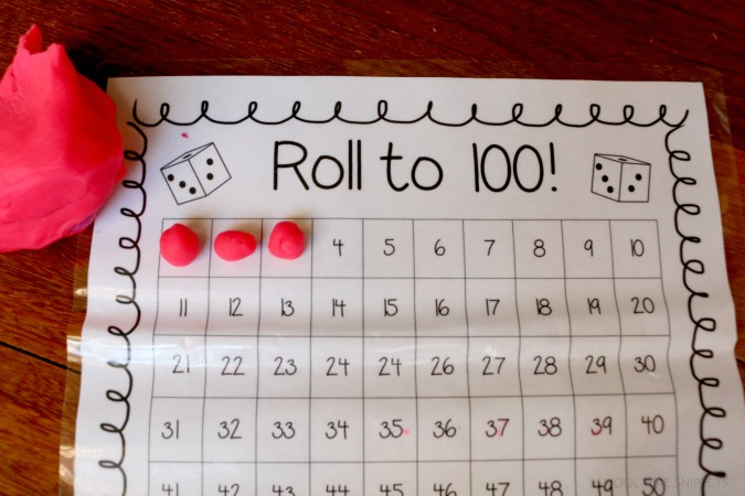 100s Board game