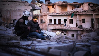 Last Men In Aleppo | Watch online Documentary Film