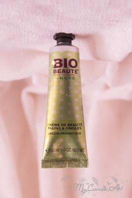 Cremas de manos de Bio Beauté de Nuxe