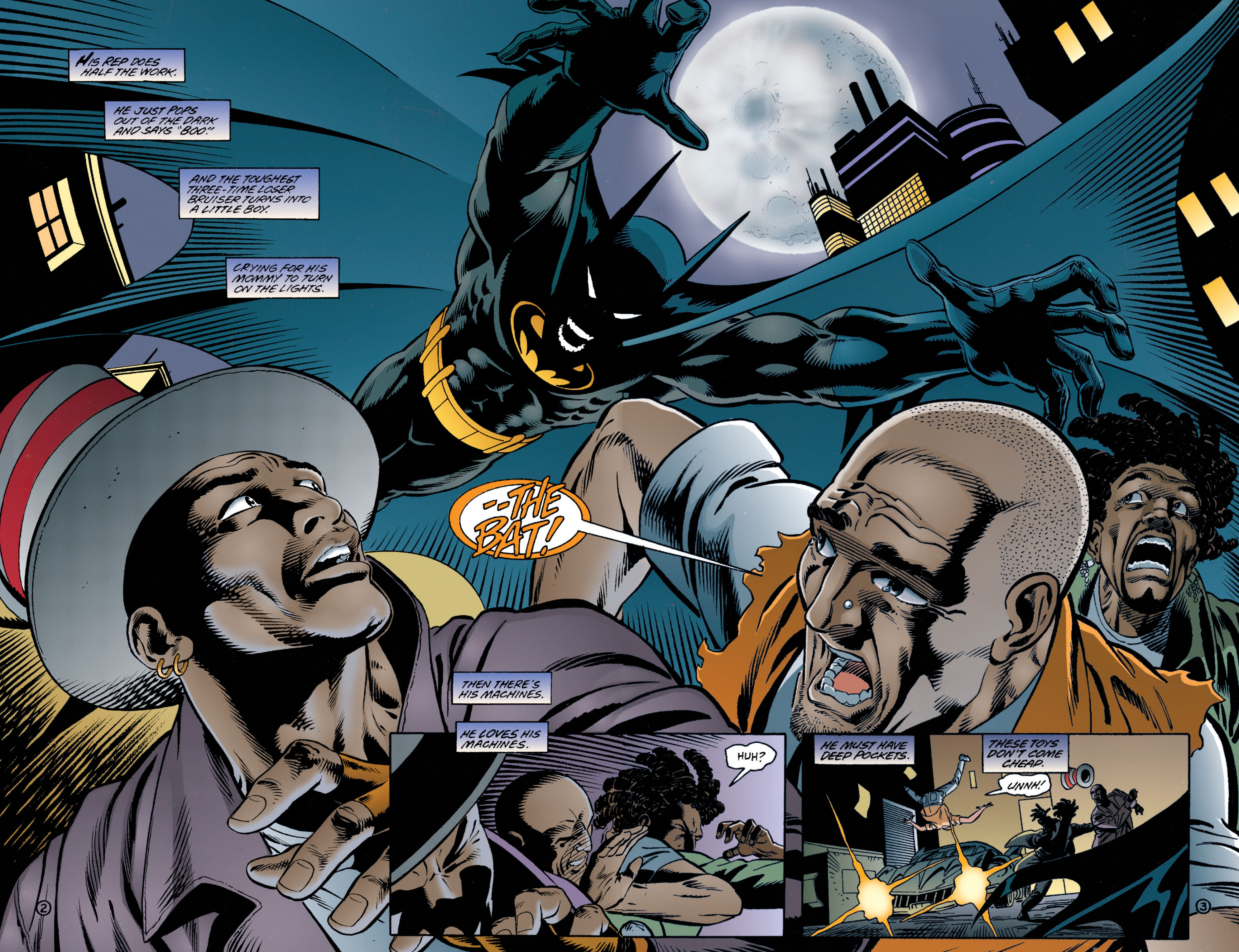 Detective Comics (1937) 717 Page 2