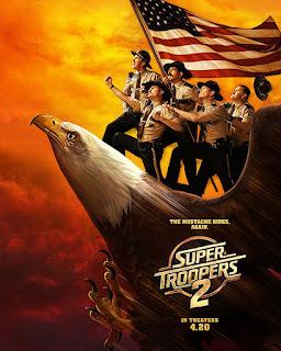 Super Troopers 2 (2018)