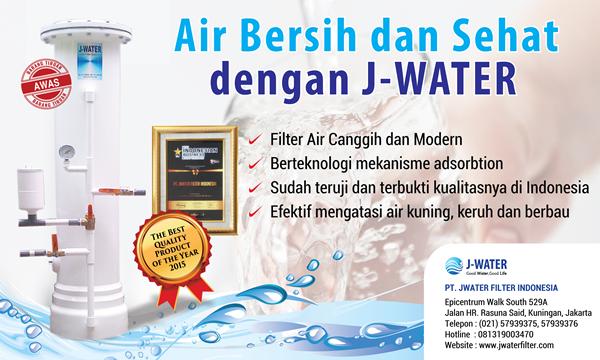 Filter Air Rumah Tangga No 1