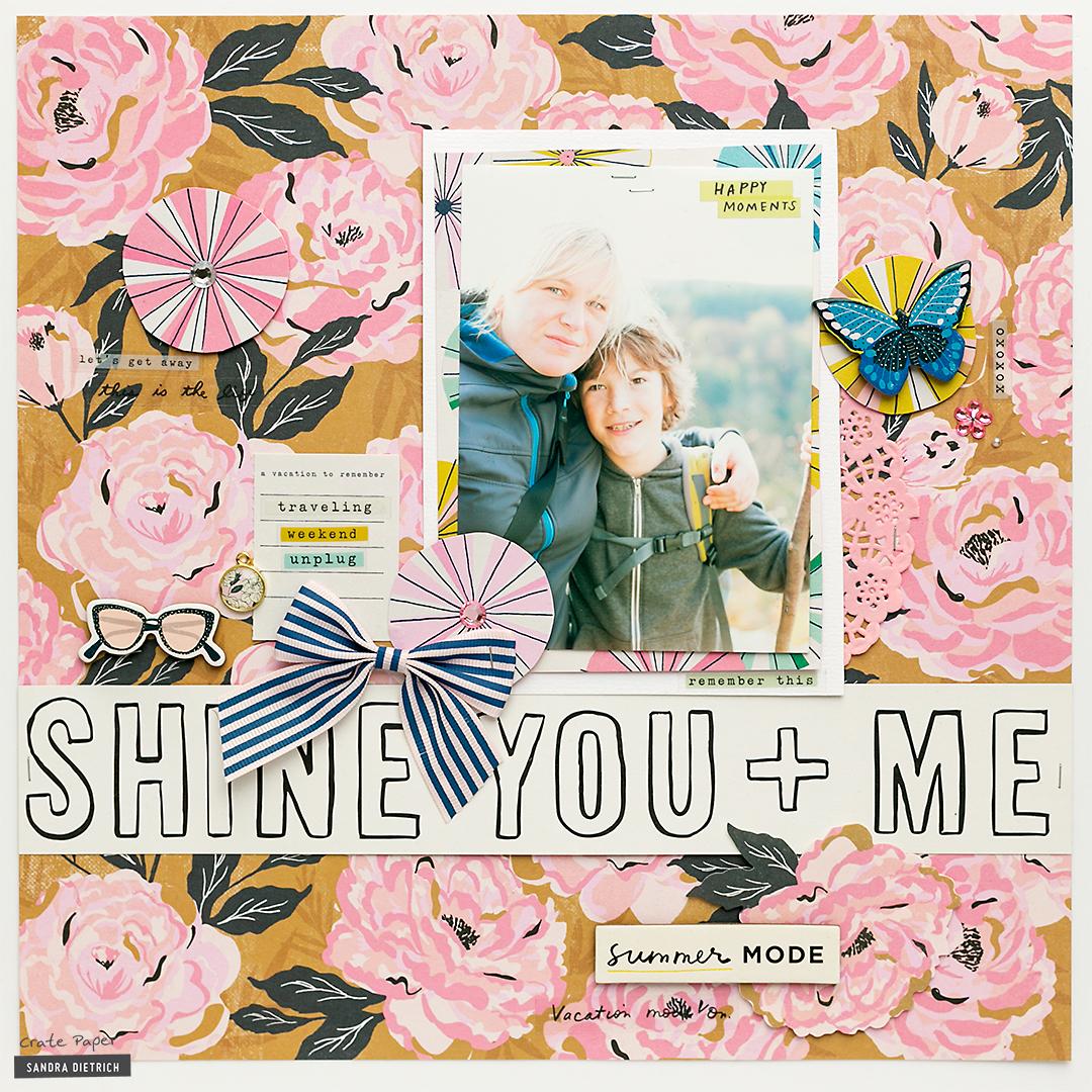 cratepaper-sandradietrich-mojosanti-sunnydays-scrapbooking-shine-you-and-me