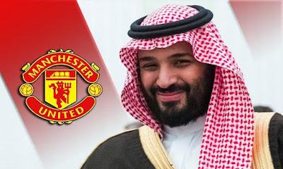مانشستر يونايتد, محمد بن سلمان, شراء نادى مانشستر يونايتد,