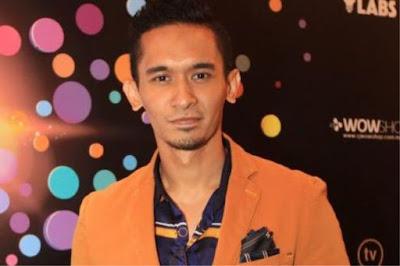 Biodata Penuh Nazrief Nazri Penyanyi Lagu Cinta Semalam