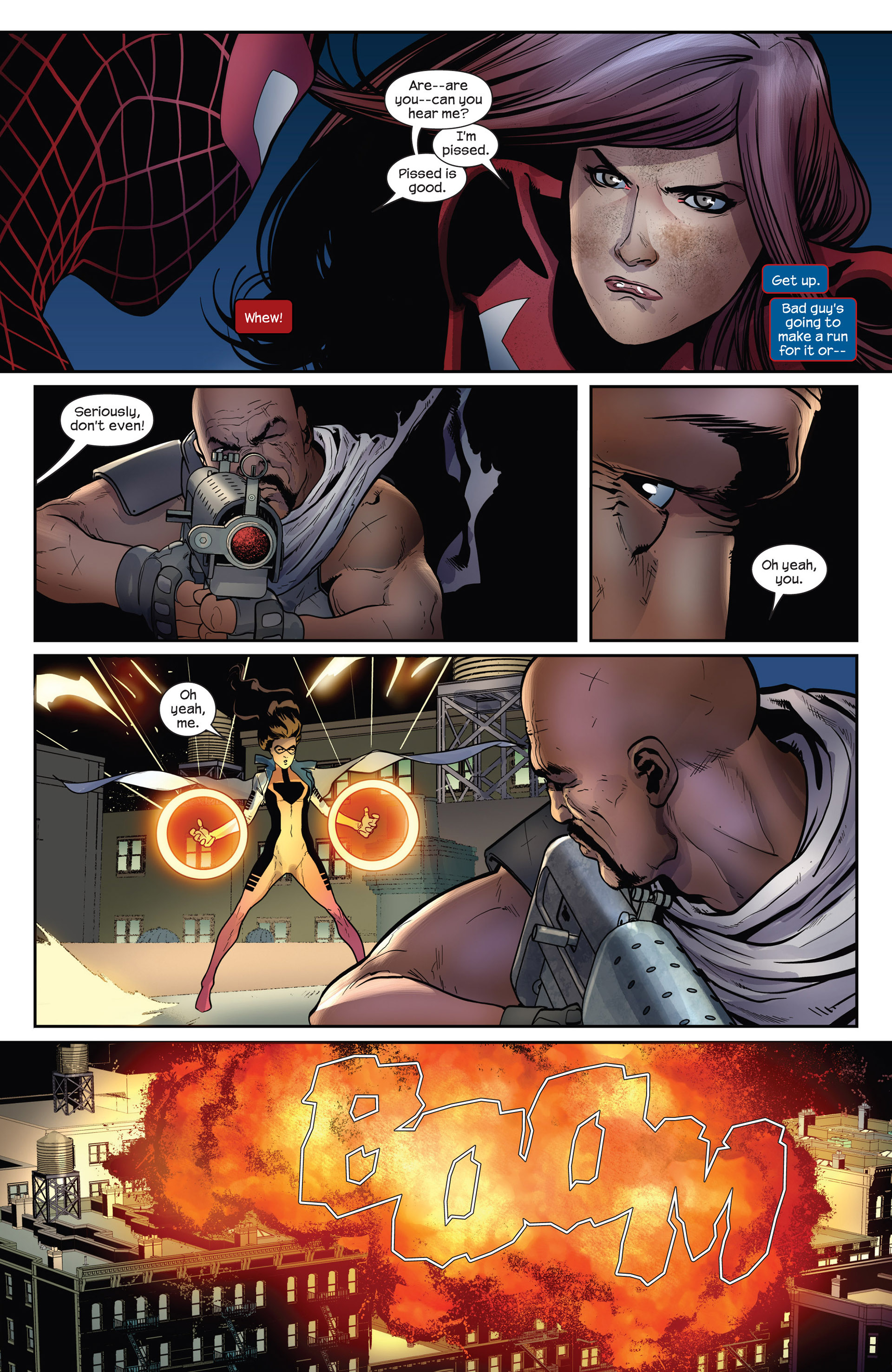 Read online Ultimate Comics Spider-Man (2011) comic -  Issue #27 - 13