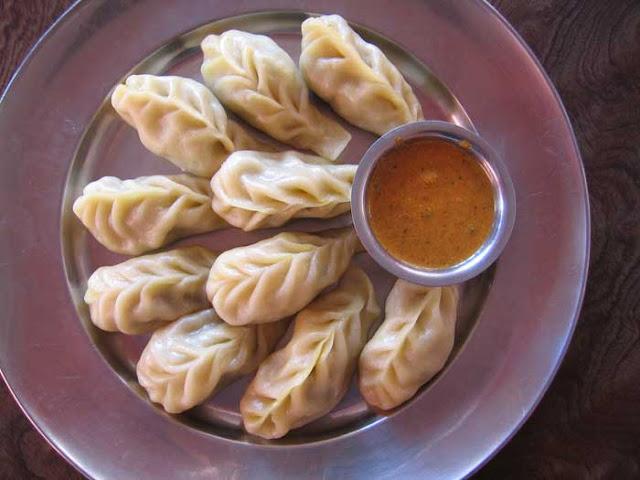 Fricasseed Momos Dharamsala