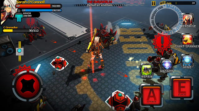 Smashing The Battle Apk Mega MOD Versi Hack Gratis Android