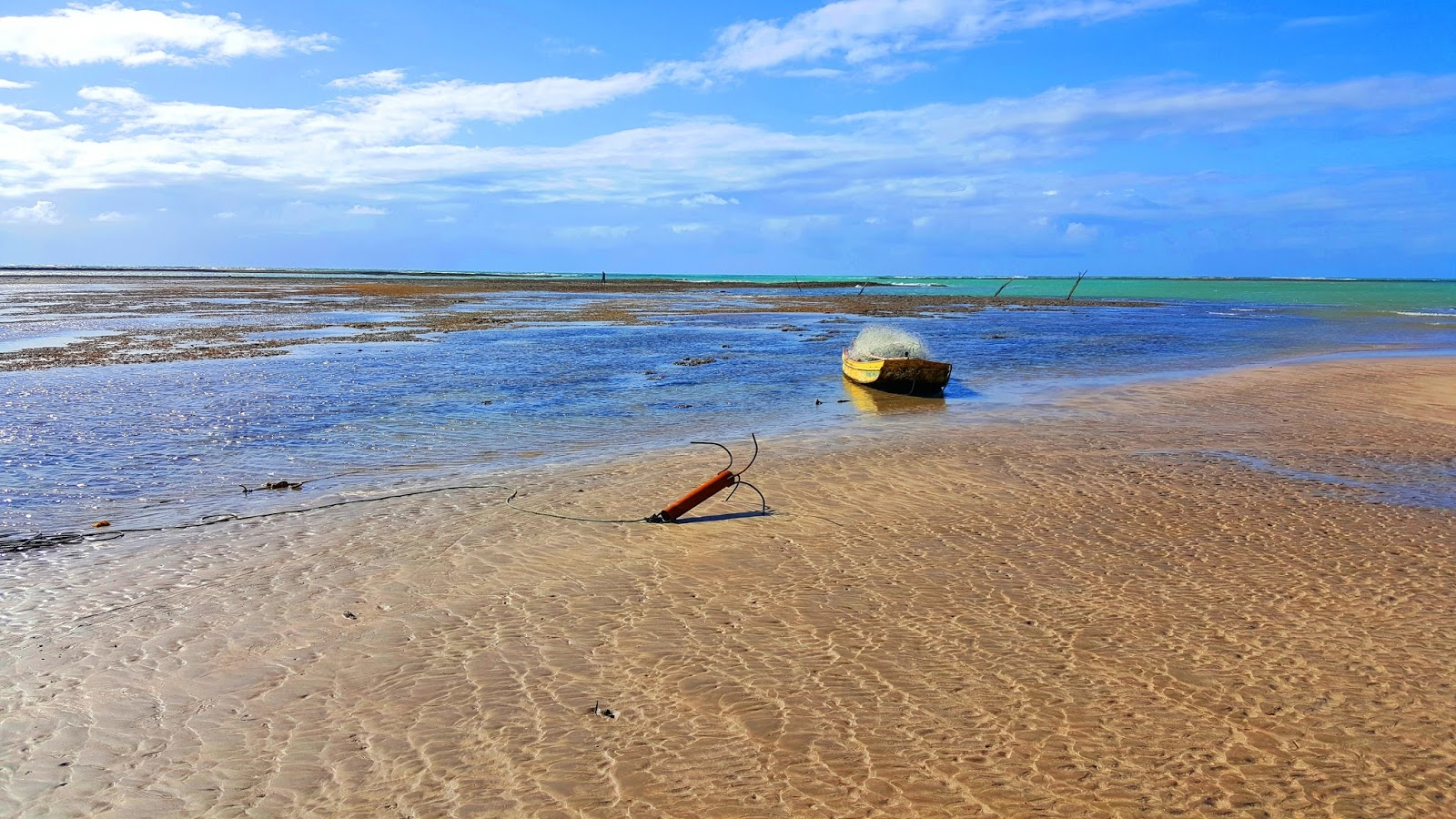 Costa dos Corais : Praia dos Carneiros e Praia de Bitingui.