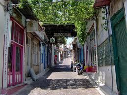 Griekenland vakantie tips agiassos bergdorp lesbos - Pijnbomen meubels ...