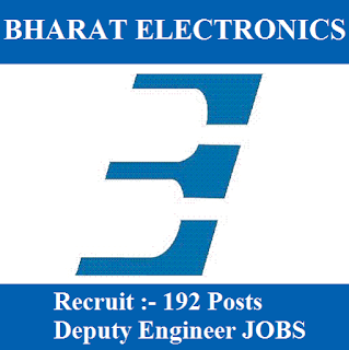 Bharat Electronics Limited, BEL, Deputy Engineer, Graduation, Karnataka, freejobalert, Sarkari Naukri, Latest Jobs, bel logo