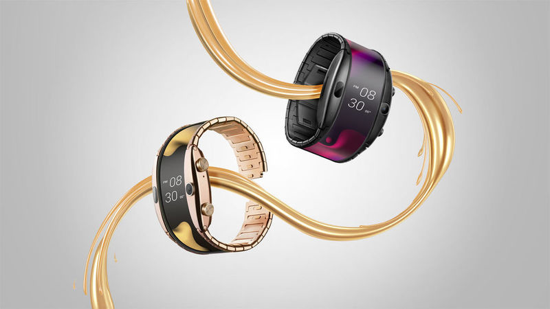 #MWC2019: Nubia introduces Alpha, a smartphone on your wrist