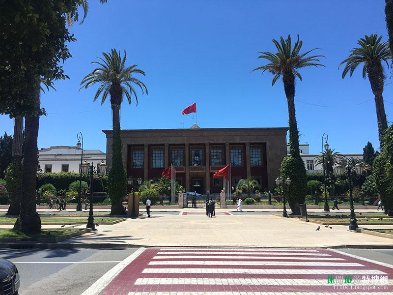 北非摩洛哥冒險記第12天:參觀達巴布切拉(Chellah)與摩洛哥皇宮花園 有點衰的一天