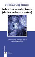 Nicolas Copernico Sobre las revoluciones de las orbes celestes  Clasicos  Clasicos Del Pensamiento