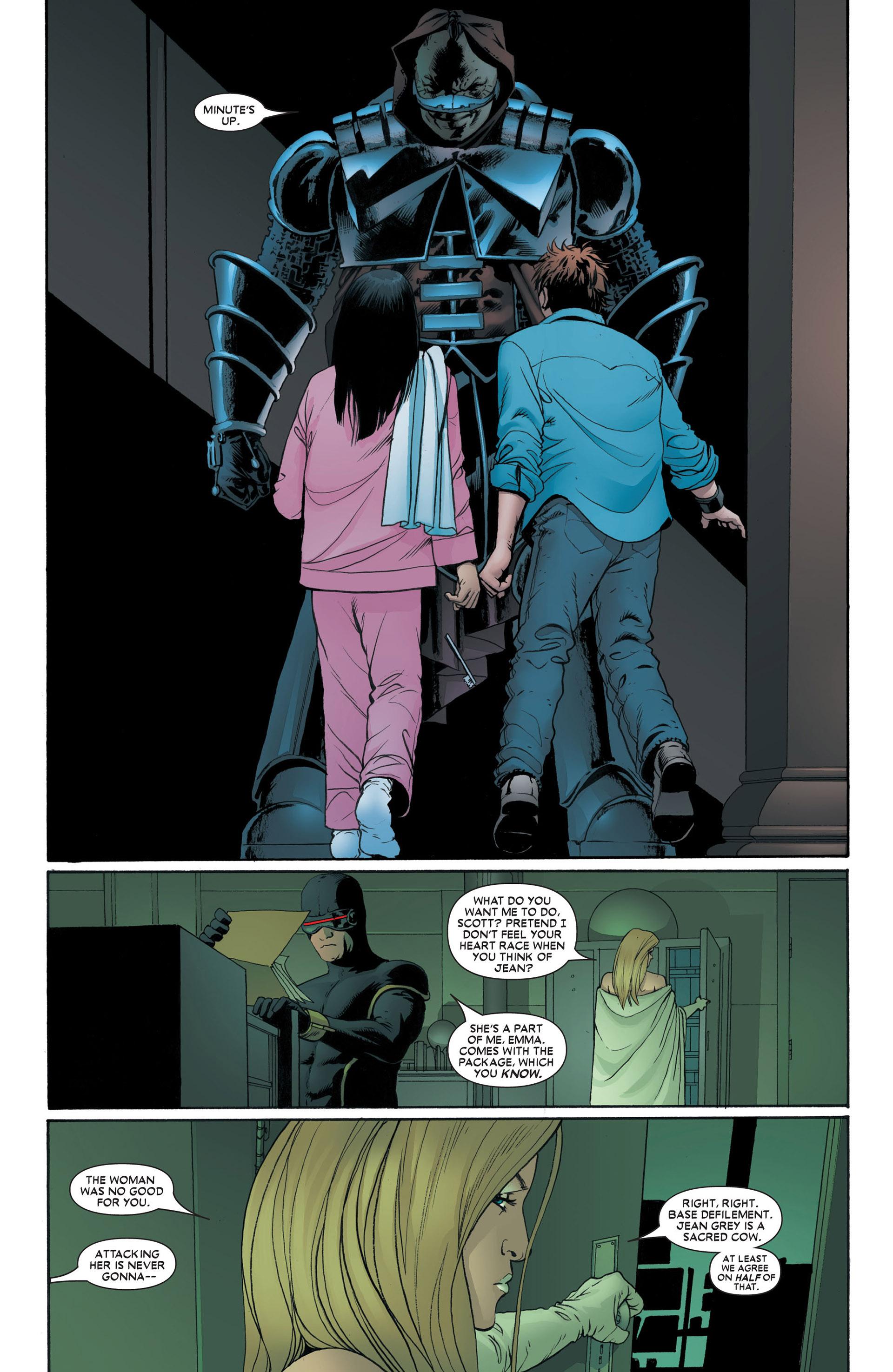 Read online Astonishing X-Men (2004) comic -  Issue #4 - 8