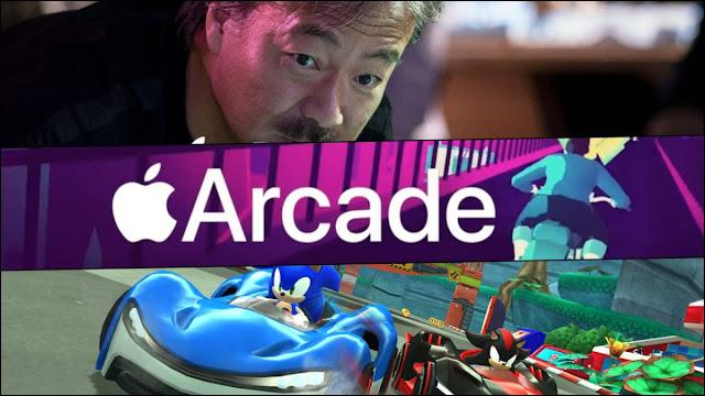 Características Apple Arcade