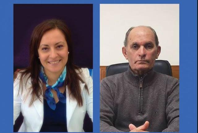 Κολεβέντη και Αποστολοπούλου ανακοίνωσε ο Νίκας στην Αργολίδα
