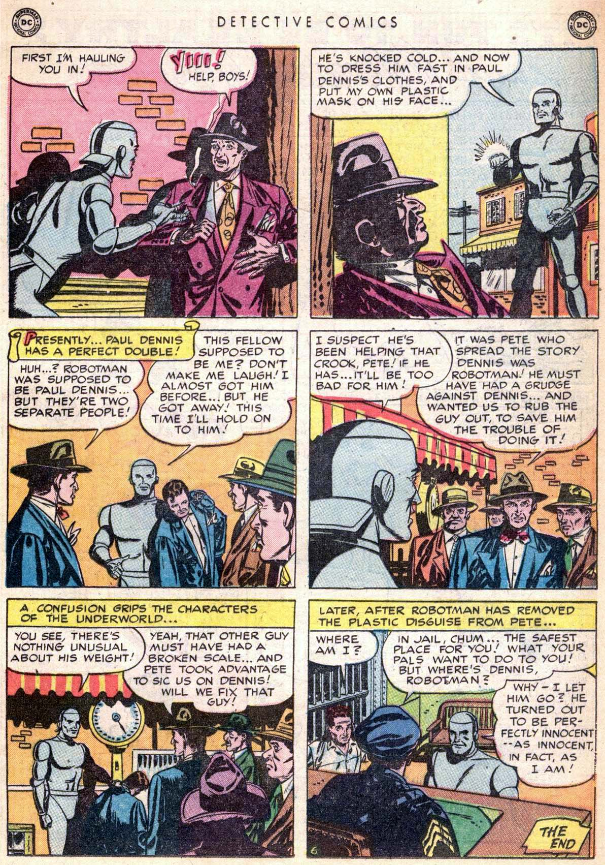 Detective Comics (1937) 157 Page 30