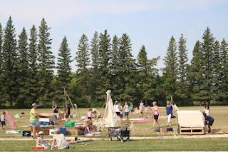 Pop Up Play - Winnipeg
