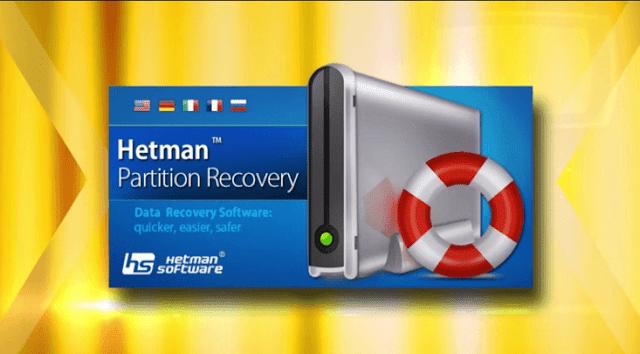 تحميل برنامج hetman partition recovery لاسترجاع الملفات المحذوفة