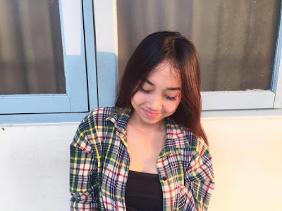 Serlien Darmay, Gadis Cantik yang Disangka Ria Bali