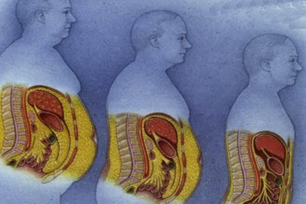 Panduan cara alami menghilangkan lemak di dalam perut dengan cepat dan aman
