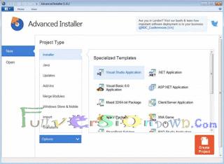 Advanced Installer Architect Full Version