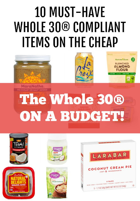 Must Have Items for Whole 30
