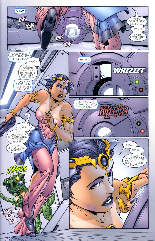 Read online Sigil (2000) comic -  Issue #4 - 5