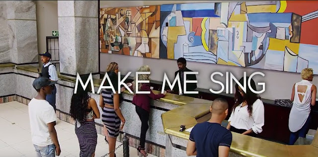 make me sing by aka and diamond platnumz