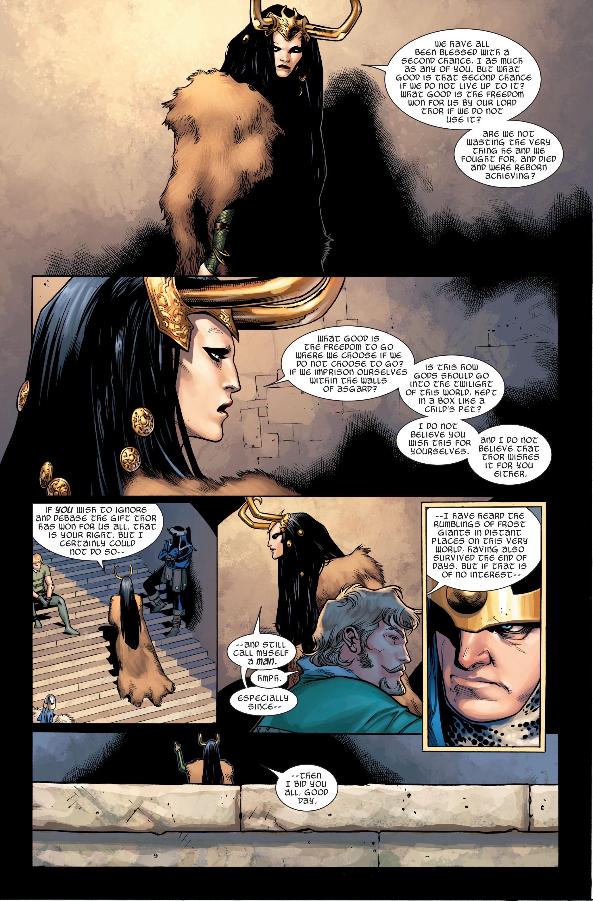 Thor (2007) Issue #9 #9 - English 5