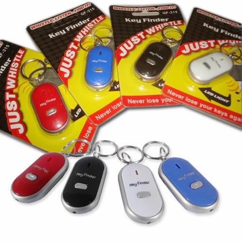 gantungan kunci, gantungan kunci alarm, gantungan kunci siul on off