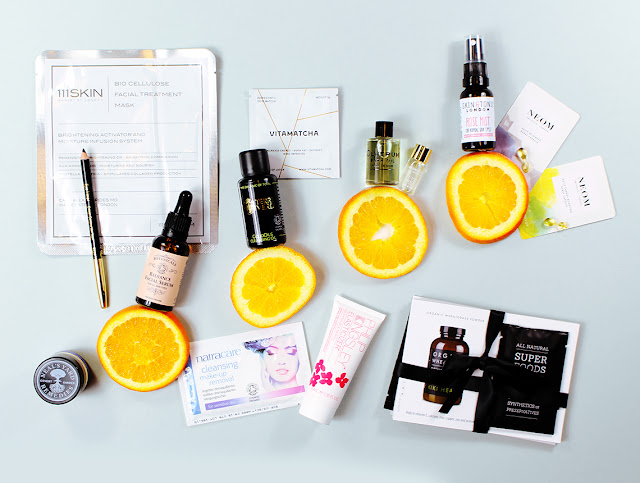 Latest in Beauty DETOX BOX