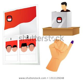 Tahapan keputusan hasil pemilu hitung real count Kpu