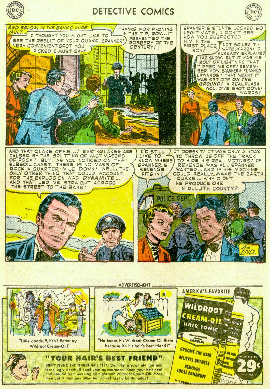 Read online Detective Comics (1937) comic -  Issue #184 - 24