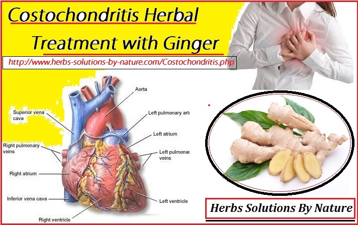Costochondritis Herbal Treatment With