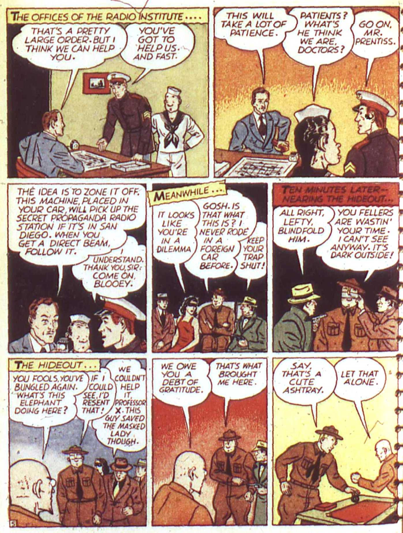 Read online All-American Comics (1939) comic -  Issue #17 - 62