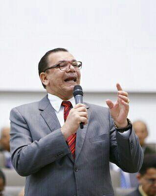 Pastor Jairo Teixeira