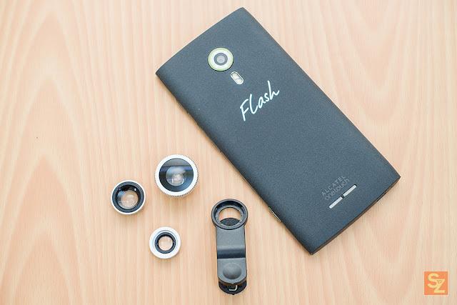universal clip lens pictures