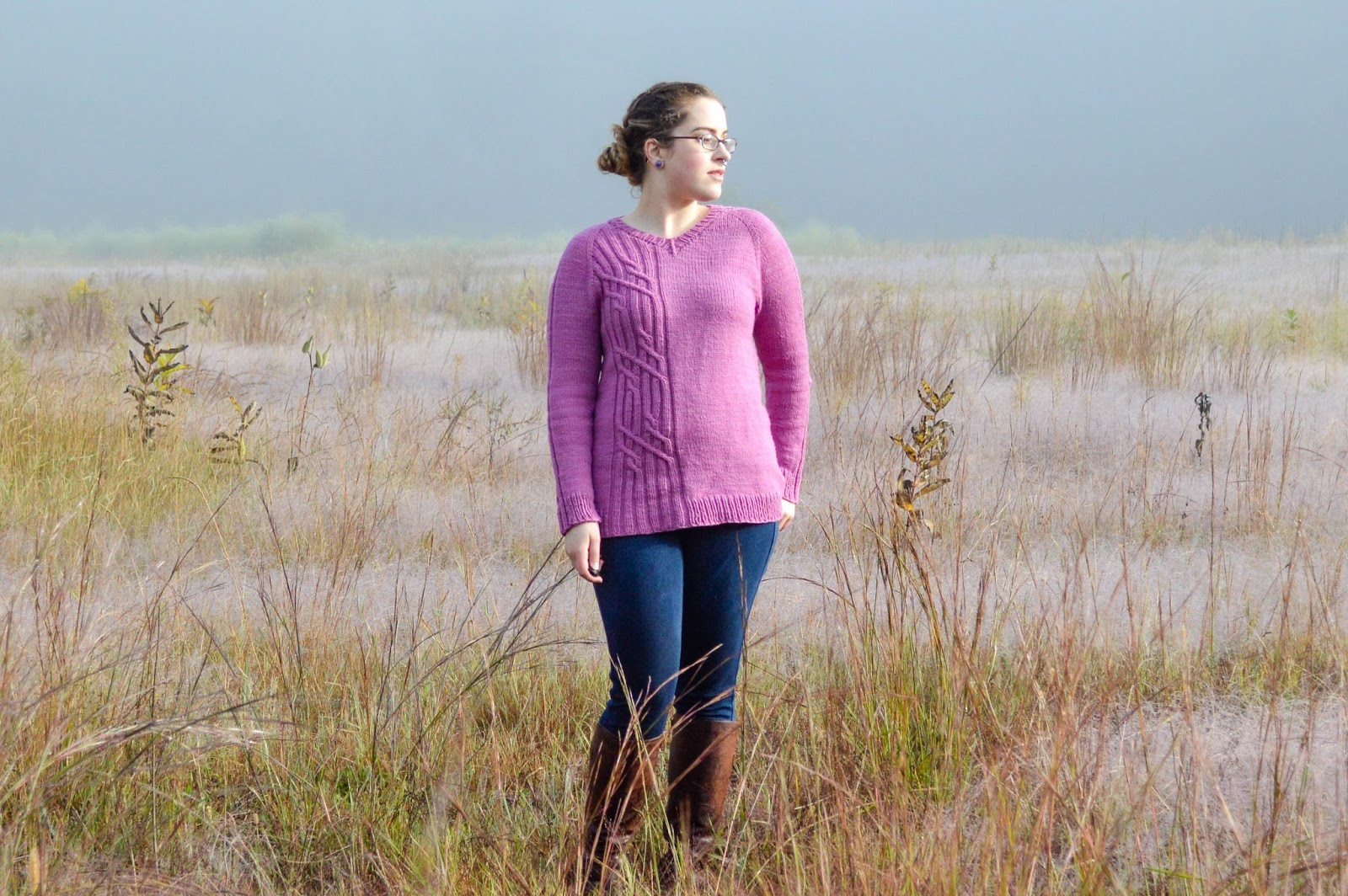 Yarn of the Month Club Blog: Yarnbox Sweater 2017!