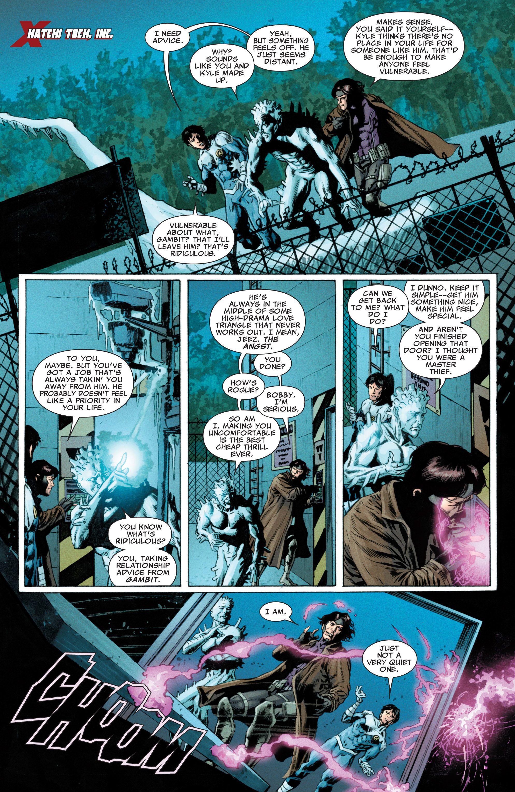 Read online Astonishing X-Men (2004) comic -  Issue #50 - 3