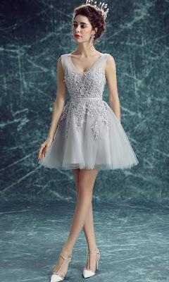 Vestidos de Xv Cortos