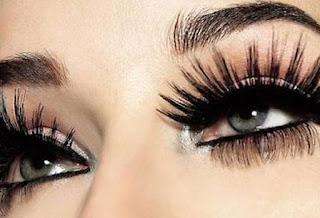 ขนตาดกดำ