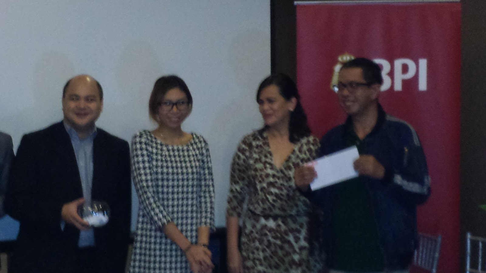 BPI event airfare winner