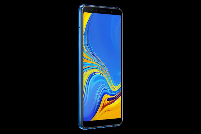 Triple Lens - Samsung Galaxy A7